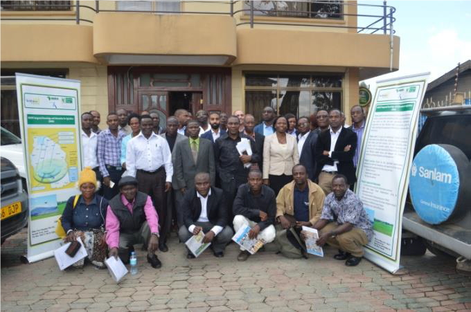 SIKIA's first rice agribusiness workshop in Mbeya