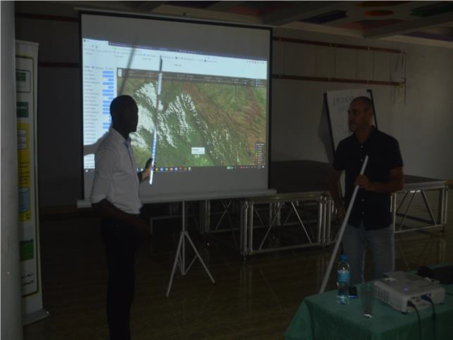 SIKIA's second rice agribusiness workshop in Mbeya
